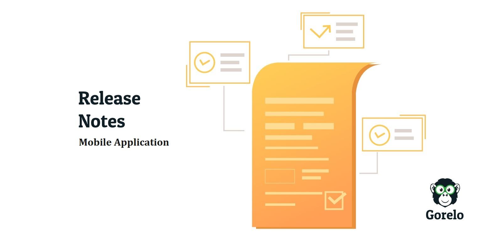 Gorelo Helpdesk Mobile App Release Notes