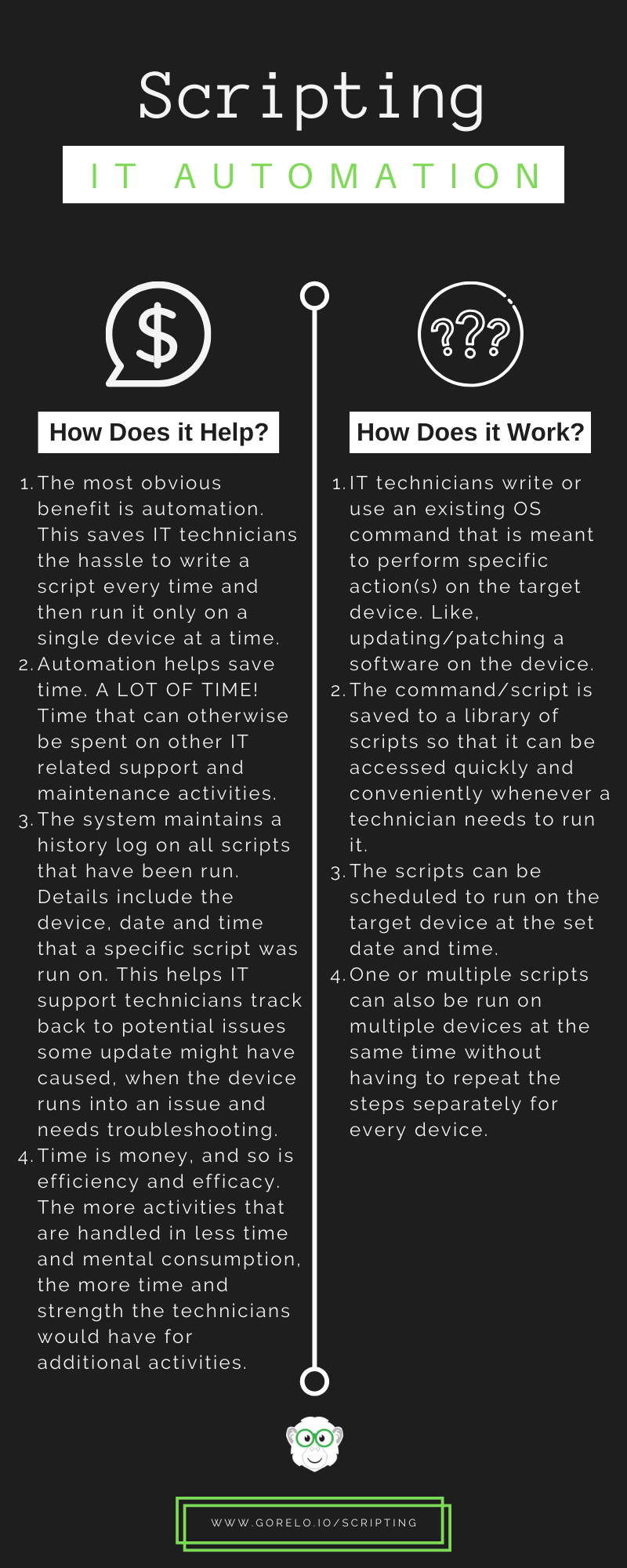 Scripting and IT Automation