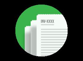 Setting Custom Invoice Numbers